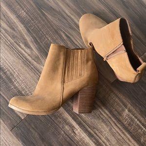 ALDO booties size 9 WORN ONCE
